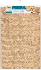 "<b>Коврик</b> для <b>ванной</b> комнаты ""Tatkraft"", цвет: песочный, 50 см х 80 ..."
