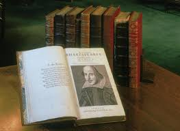 years after his death shakespeare s first folio goes out on to mark the 400th anniversary of william shakespeare s death the folger shakespeare library is sending the first printed collection of all his plays out on