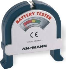 <b>Ansmann battery tester</b> (<b>4000001</b>) starting from £ 3.19 (2020 ...