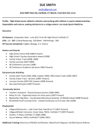 resume templates high school sample of high school resumes high resume examples high school teacher resume samples work high school resume sample for college application