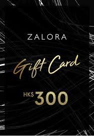 E-Gift Cards $300 Gift Card 2021 | ZALORA Hong Kong