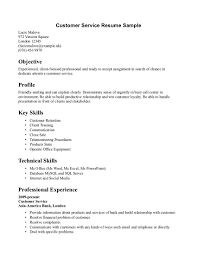 sample of resumes for customer service representative template sample customer service representative resume