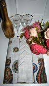 <b>Комплекты столового белья</b> из Рогожки (<b>скатерть</b>+салфетки)