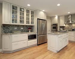 kitchen backsplash tiles white cabinets
