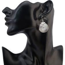 Висячие серьги купить в интернет-магазине idealway <b>jewelry</b> ...