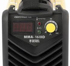 <b>Сварочный инвертор DENZEL ММА-160ID</b> (94345) купить в ...