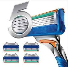 <b>4pcs</b>/<b>lot Razor Blade For</b> Men Shaving Blades Safety Blades ...