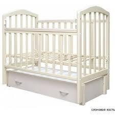 Детская <b>кроватка</b> для новорожденного <b>Антел Алита</b> 6 ...