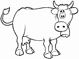 Small Picture Impressive Cow Coloring Pages Book Design For 1356 Unknown