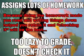 Unhelpful High School Teacher | Know Your Meme via Relatably.com