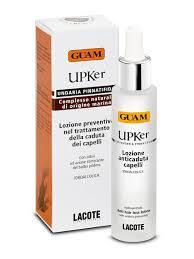 <b>Лосьон против</b> выпадения волос 50 мл Линия <b>UPKER GUAM</b> ...