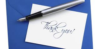 six tips for harnessing the power of a thank you note for your six tips for harnessing the power of a thank you note for your business the huffington post
