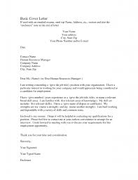 sample cover letters for resume best cover letter simple cover    best basic resume cover letter example basic cover