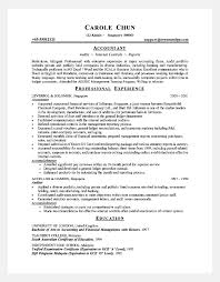 cost accountant resume example  accountant resume templates word    cover letters senior accountant resume sample   profesional experience   sample senior accountant resume