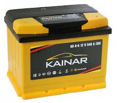 <b>Аккумуляторная батарея 6СТ</b>-60 VL АПЗ прям.<b>KAINAR</b> ...