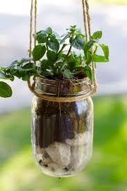 diy mason jar hanging planter adore diy hanging mason jar