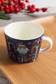 <b>Чашка кофейная</b> из фарфора <b>taika</b> Iittala - цена 1490 ₽ купить в ...