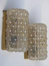 vintage wall sconce lighting fixtures wiridescent bubble glass shades bubble lighting fixtures