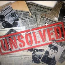 Murder Files: Unsolved Murders and Cases
