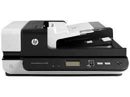 Планшетный <b>сканер HP Scanjet Enterprise</b> | HP® Russia