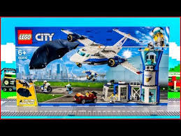 <b>LEGO CITY 60210</b> Air Base Speed Build for Collectors - Collection ...