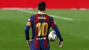FC Barcelona - La Liga: Messi draws level with <b>Cristiano Ronaldo</b> in ...