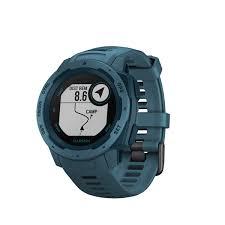 Купить Спортивные часы <b>Garmin Instinct</b> Lakeside <b>Blue</b> в каталоге ...