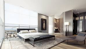 black and furniture leather bedroom awesome black white