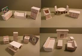 easy wood barbie furniture plans wooden dollhouse furniture barbie furniture patterns