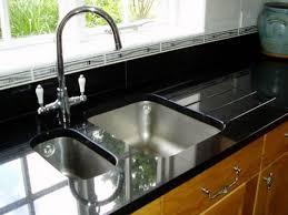 undermount kitchen sink stainless steel: grey metal doble bowl kitchen sink stainless steel arch high kitchen faucet black seamless granite kitchen ideas lowes granite countertops
