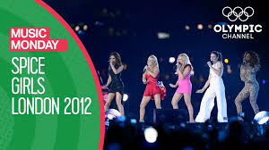 <b>Spice Girls</b> Reunion at London 2012 | Music Monday - YouTube