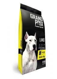 <b>GRAND</b> PRIX Large Adult <b>Сухой корм</b> для взрослых собак ...