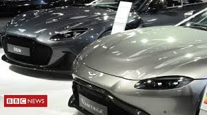 <b>Aston Martin</b>: Mercedes to take 20% stake in luxury brand - BBC News