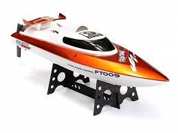 Р/У <b>катер Feilun</b> FT009 High Speed 2.4G - FT009 - купить по ...