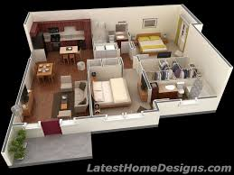 House Plans Under Square Feet  Square Feet D BHK House    House Plans Under Square Feet  Square Feet D BHK House       Cottages  amp  Small Space Living   Pinterest   Square Feet  House plans and Squares