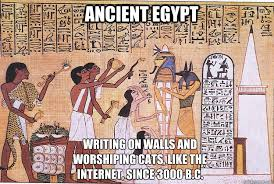 Ancient Egypt HD memes | quickmeme via Relatably.com