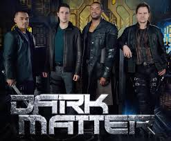 Dark Matter Temporada 2 audio español