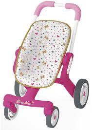 <b>Smoby коляска</b> для кукол <b>Коляска</b> Вaby <b>Nurse</b> — купить в ...