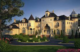 Castle Luxury house plans  manors  chateaux and palaces in    Plan for your Dream Home now