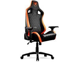 <b>COUGAR ARMOR</b> S (Black Orange) — купить игровое ...