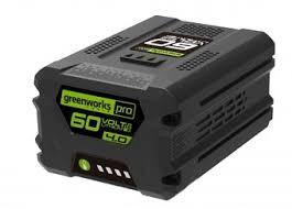 <b>Аккумулятор Greenworks</b> G60B4 Li-Ion 60 V/4Ah – купить в ...