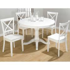 round glass extendable dining table: glossy sleek extendable dining table white stained wooden rectanguler unclear wood floor workshop contemporary modern design