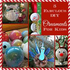 homemade christmas ornaments diy handmade
