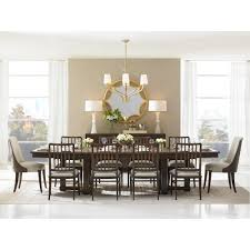 stanley furniture stoneleigh mahogany dining set stanley crestaire lola dining table amp reviews wayfair