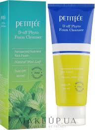Petitfee&Koelf D-off Phyto Foam Cleanser - Фито-<b>пенка для</b> ...