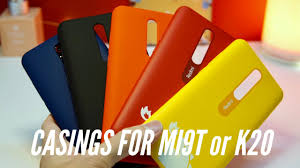 <b>XIAOMI MI</b> 9T / REDMI K20 <b>ORIGINAL</b> CASINGS! THESE LOOK ...