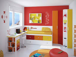modern colorful bedrooms stylish blue themed boy kids bedroom