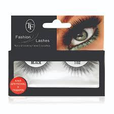 <b>Накладные ресницы</b> TF <b>Fashion Lashes</b> 102 — купить в интернет ...