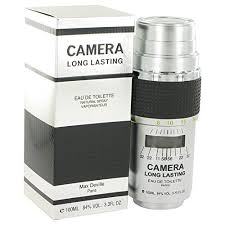<b>Max Deville Camera</b> Long Lasting By Max Deville For Men Eau De ...