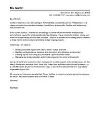 best administrative assistant cover letter examples  livecareer administrative assistant cover lettertraditional design
